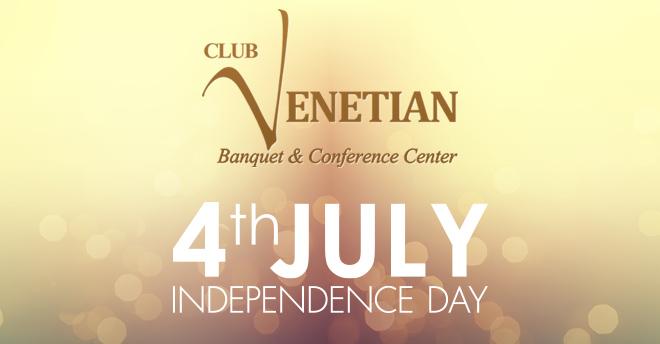 Club Venetian 4th of July 2015