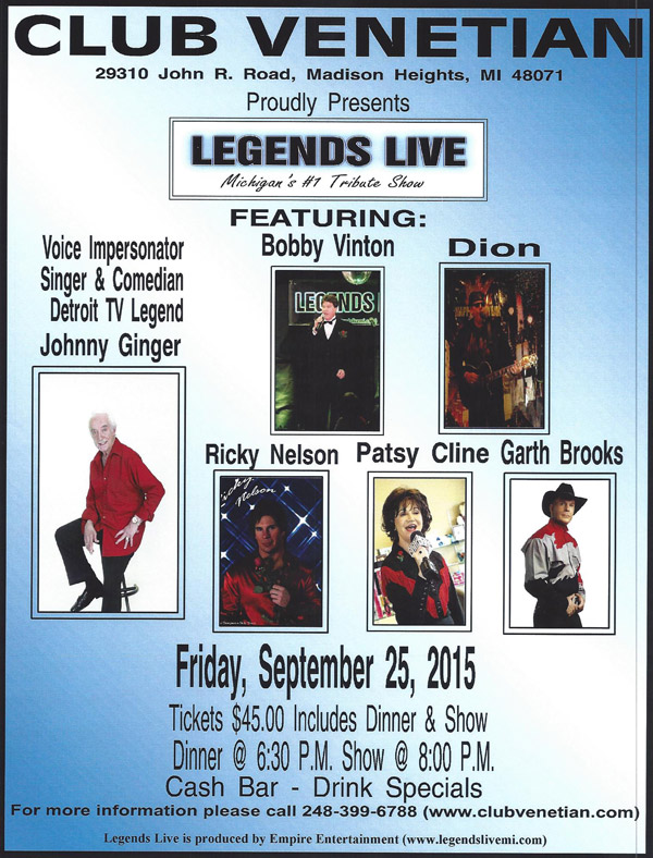 Legends Live