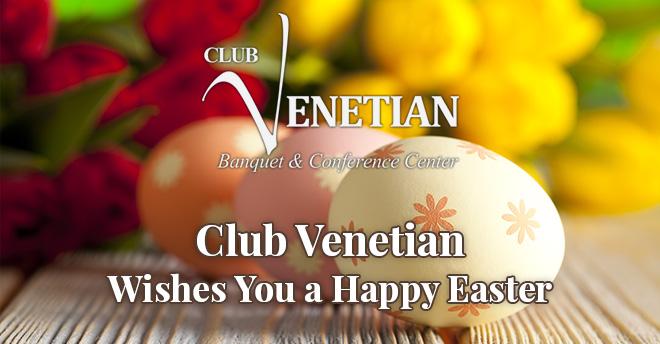 CLUB VENETIAN Easter 2016