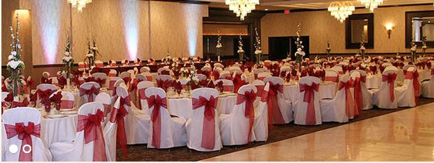 Club Venetian Location for Your Wedding