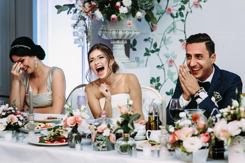 club venetian wedding reception hosting