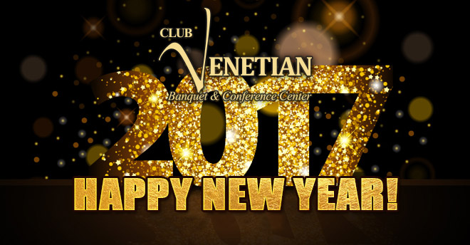 club venetian new year 2017