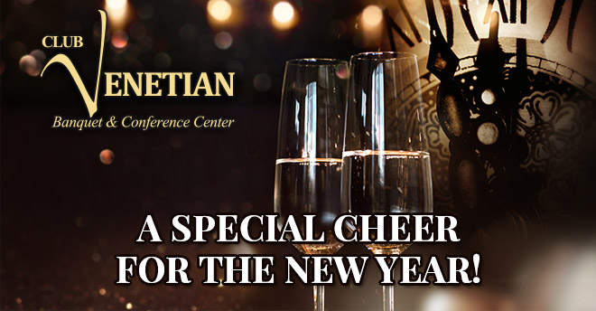 Club Venetian New Year 2018
