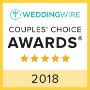 Club Venetian WeddingWire Couples Choice Award