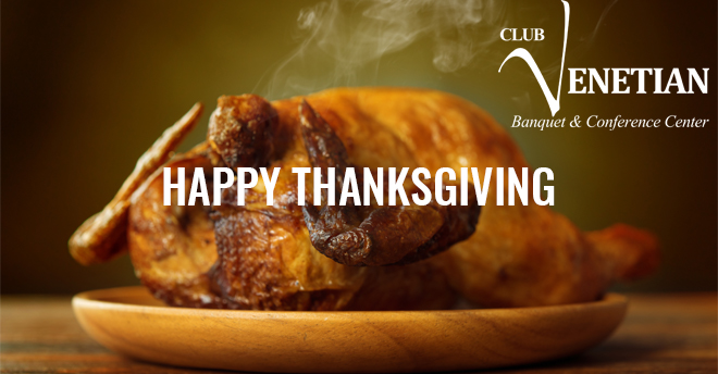 Club Venetian Thanksgiving 2018