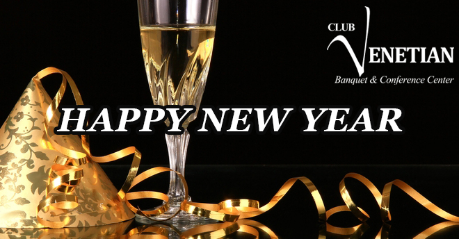 Club Venetian Happy New Year