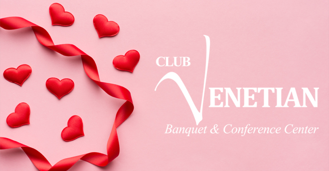 Club Venetian Valentine's Day post 2019
