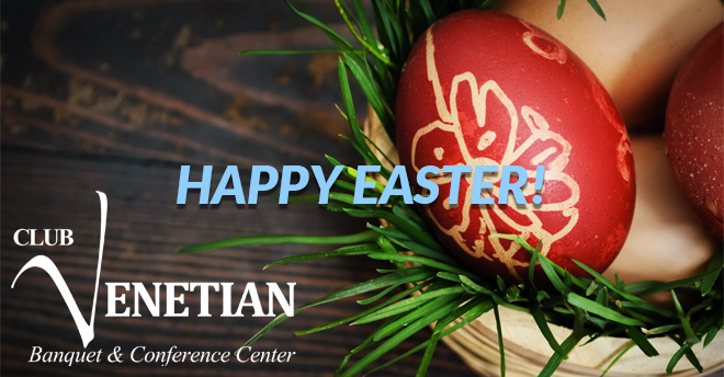 Easter post Club Venetian 2019