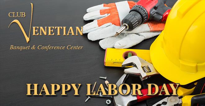 CLUB VENETIAN Labor Day 2019