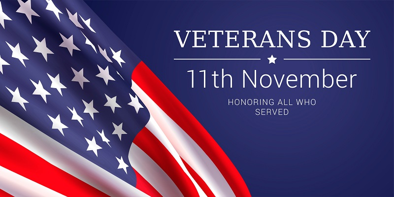 Club Venetian Veterans Day 2019